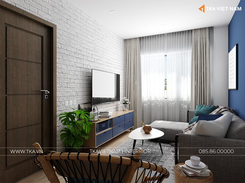 Nội thất chung cư tại Hà Nội